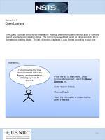 scenario 3 7 query licenses