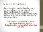 itemized deductions2