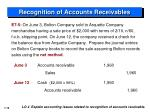 recognition of accounts receivables4