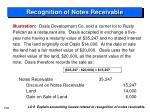 recognition of notes receivable4