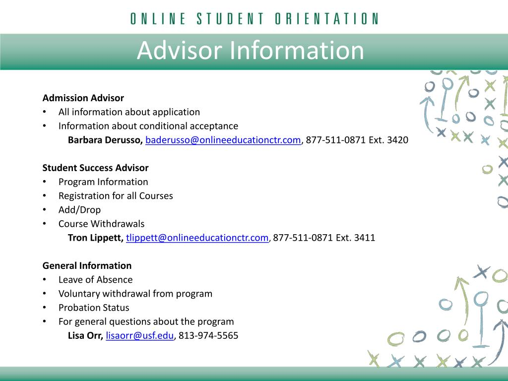PPT - Welcome to USF! PowerPoint Presentation - ID:1673659