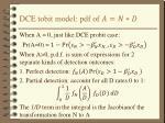 dce tobit model pdf of