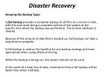 disaster recovery4