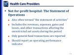 health care providers6