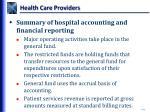 health care providers9