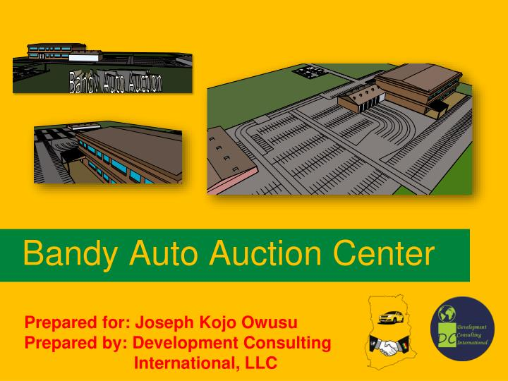 bandy auto auction center n.