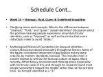 schedule cont7