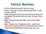 political machines1