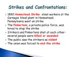 strikes and confrontations2