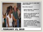 february 15 2010