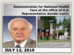 july 12 2010