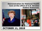 october 11 2010