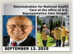 september 13 2010