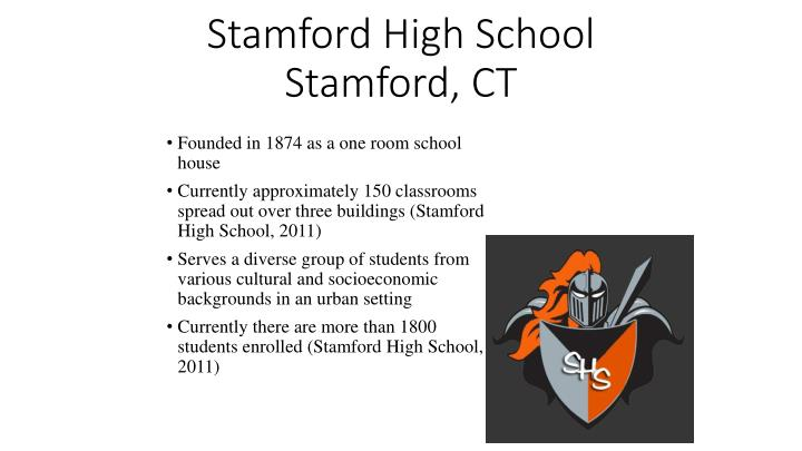 stamford high school stamford ct n.