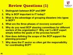 review questions 1
