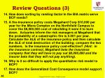 review questions 3