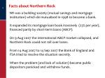 facts about northern rock