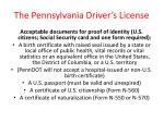 the pennsylvania driver s license13