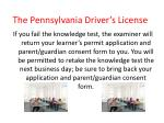 the pennsylvania driver s license16