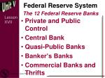 federal reserve system3