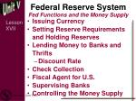 federal reserve system4