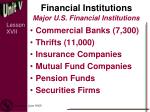 financial institutions2