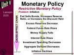 monetary policy4