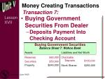 money creating transactions2