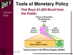 tools of monetary policy2