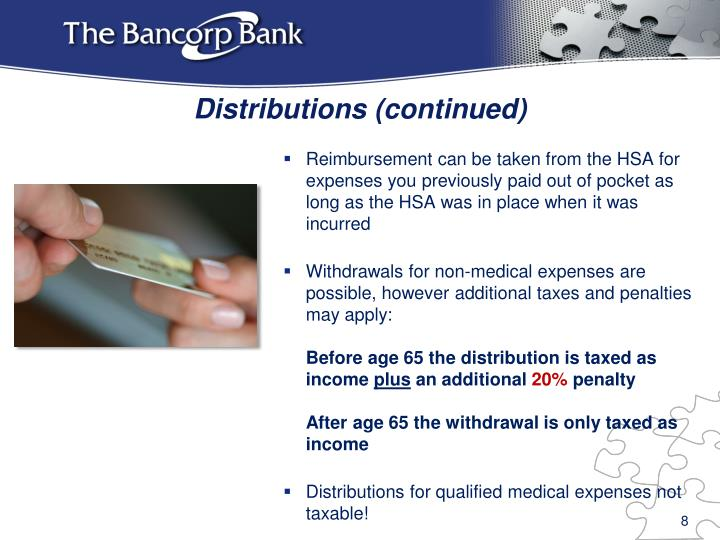 Distributions (continued)