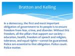 bratton and kelling