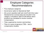 employee categories recommendations1