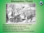 monopolies trusts10