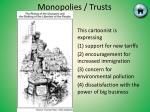 monopolies trusts15