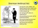 sherman antitrust act5