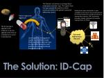 the solution id cap