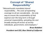 concept of shared responsibility