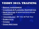 vision 2012 training2