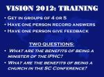 vision 2012 training3