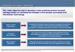 case study zurich spain objectives