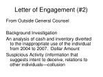letter of engagement 2