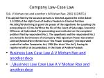 company law case law6