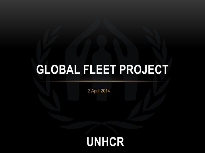 global fleet project n.