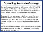 expanding access to coverage2