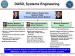 dasd systems engineering