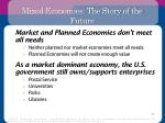 mixed economies the story of the future