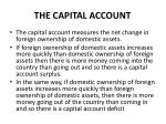 the capital account2