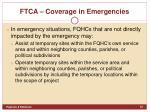 ftca coverage in emergencies2
