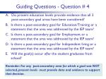 guiding questions question 4
