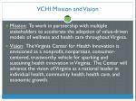 vchi mission and vision